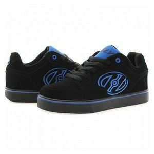 Heelys Motion Plus Roller Shoe Blue Black Youth 2